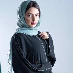 TR005 Plain scarves made of 100% Japanese original Daji fabric