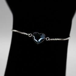 Bracelet with Swarovski stone B0050