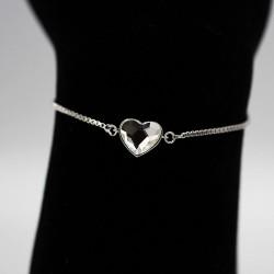 Bracelet with Swarovski stone B0051