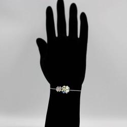 Bracelet with Swarovski stone B0055