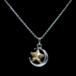 Set Necklace & Earrings with Swarovski stone S6162